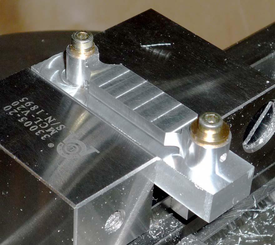 Cnc Drilling Fixture : Building the atom minor mk iii conrod