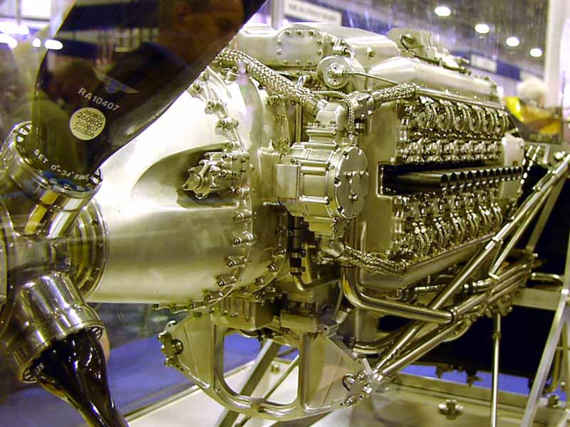 Barrington Hares' Rolls Royce Eagle