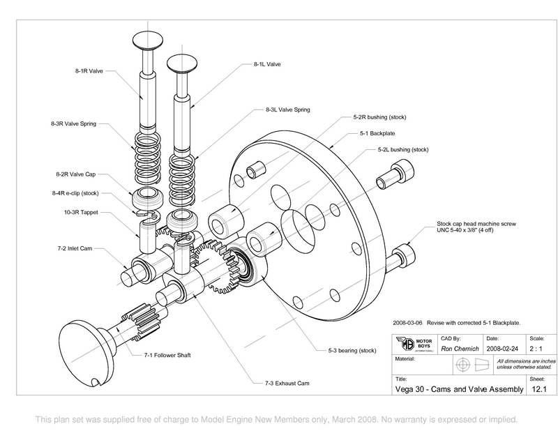 Model Engine News April 2008
