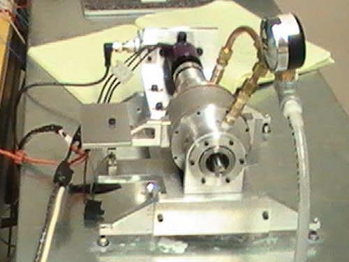 Water Brake Dynamometer : Model engine news september