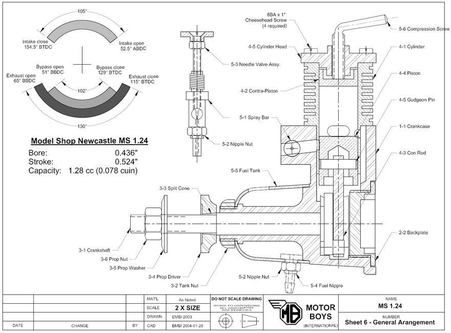 Model Engine News June 2012