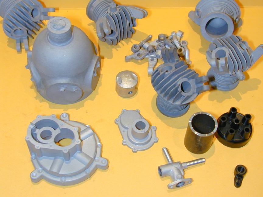 Building the Morton M5: Vernal Engineering Parts