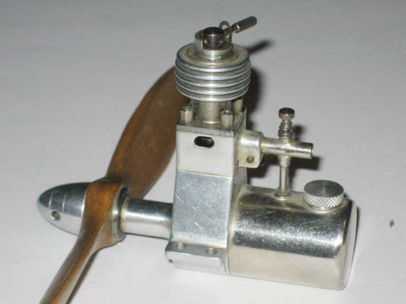 Ivan Rogstadius Swedish Model Engine Pioneer