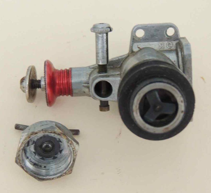 Diesal  model engine compression screw