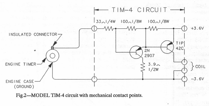 how to wire up a sparkie one improvement became possible in the 1960 s the advent of cheap transistors the idea is to keep the engine timer assembly just as is